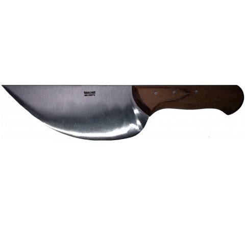 Cuchillo Barrigón de mango de madera